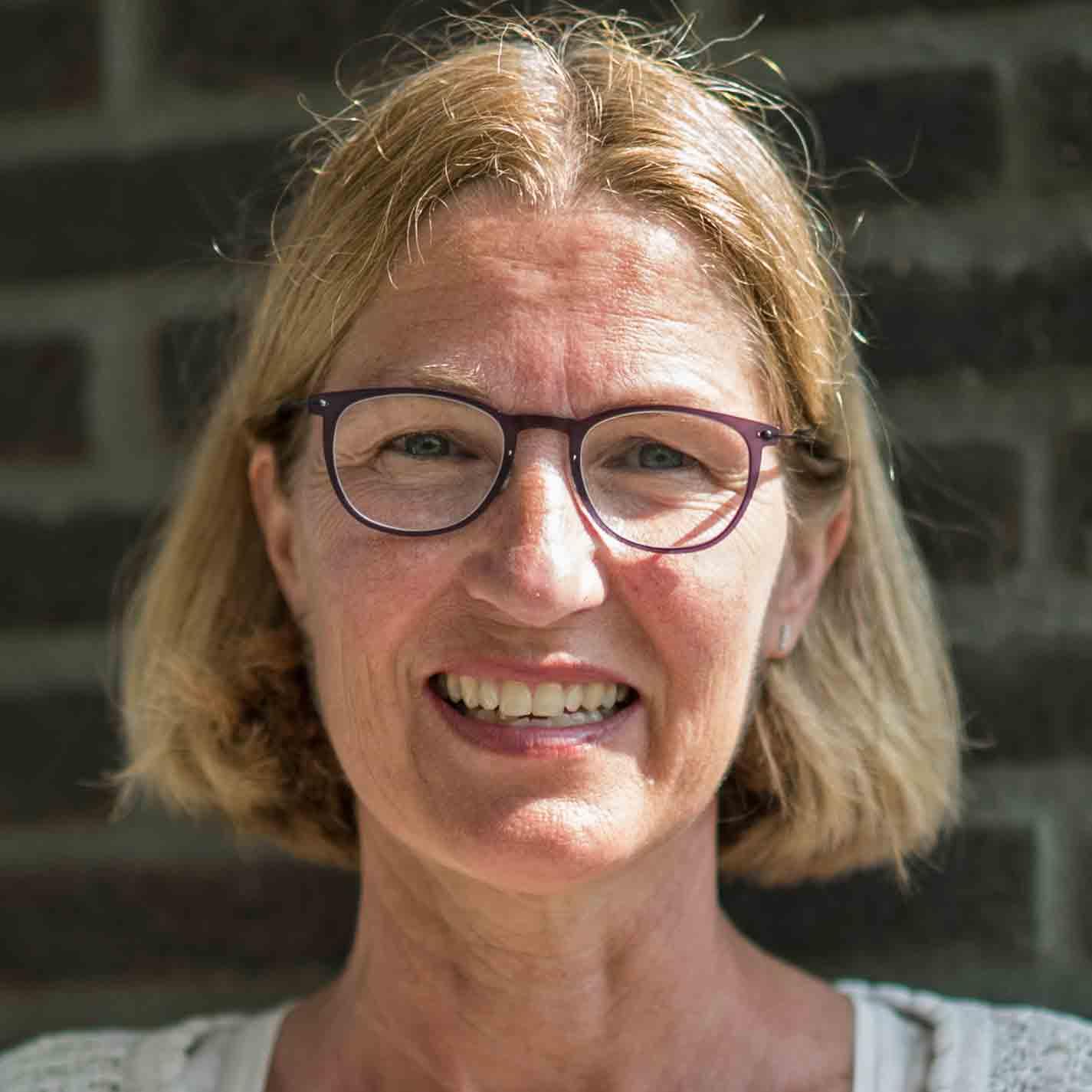 Digna de Leeuw, coördinator bij stichting ELF