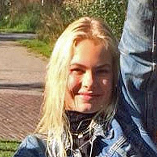 Fay Schipperijn, vrijwilliger bij ELF