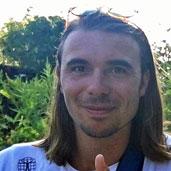 Boyan Bakhuizen is begeleider bij ELF